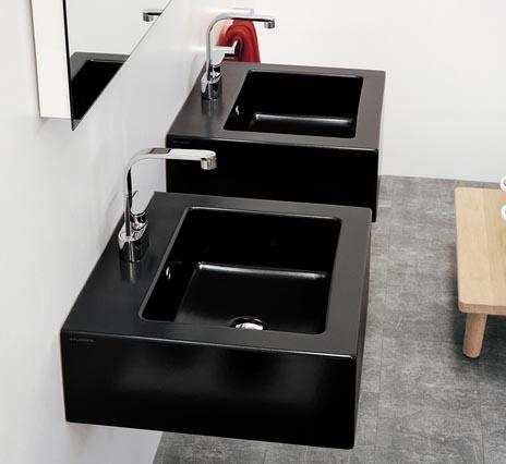 Lavandini piccoli i modelli pi belli - Lavandino bagno nero ...