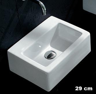Lavabo sospeso archivi idee bagno - Lavabo 40 cm profondita ...