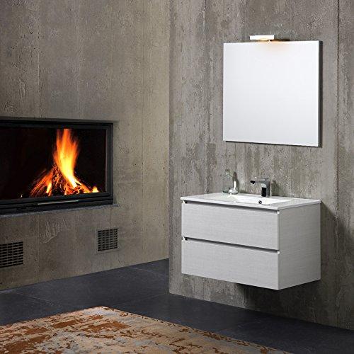 I migliori mobili per il sottolavabo e lavandino for Mobili bagno 80 cm