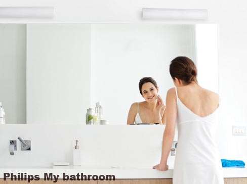 barra led bagno philips