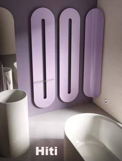 hiti radiatore di design per bagni