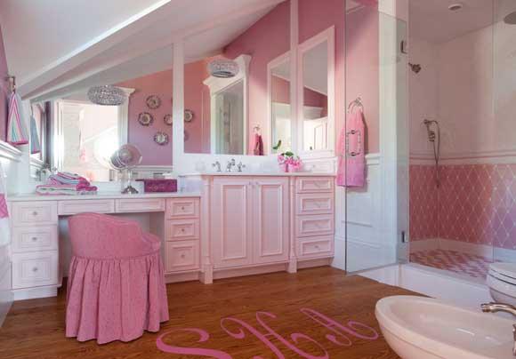 Bagno colorato piastrelle bagno colorato piastrelle - Piastrelle rosa bagno ...