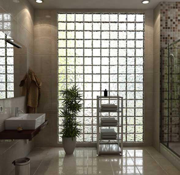Pareti in vetrocemento per bagni 10 idee meravigliose idee bagno - Coibentare una parete interna ...