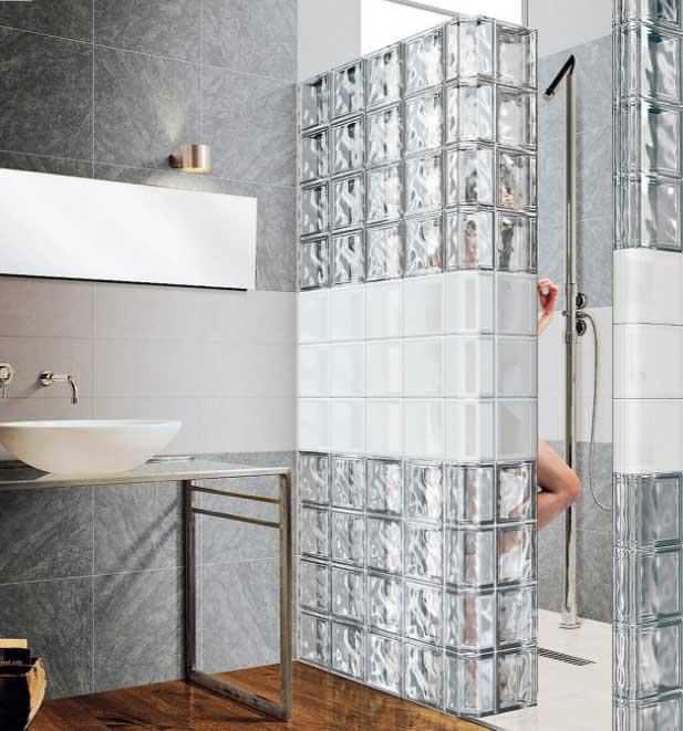 Pareti in vetrocemento per bagni 10 idee meravigliose - Coibentare una parete interna ...
