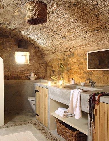 Lavabo Bagno In Pietra Prezzi.Idee Bagno In Pietra Naturale E Ricostruita
