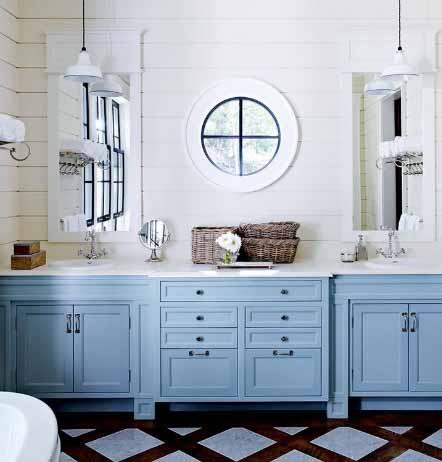 Bagno stile marinaro come realizzarlo idee bagno for Arredo bagno marinaro