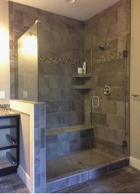 Bagno doccia in muratura for Box doccia in muratura foto
